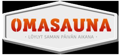 Moderni pihasauna | Omasauna.fi
